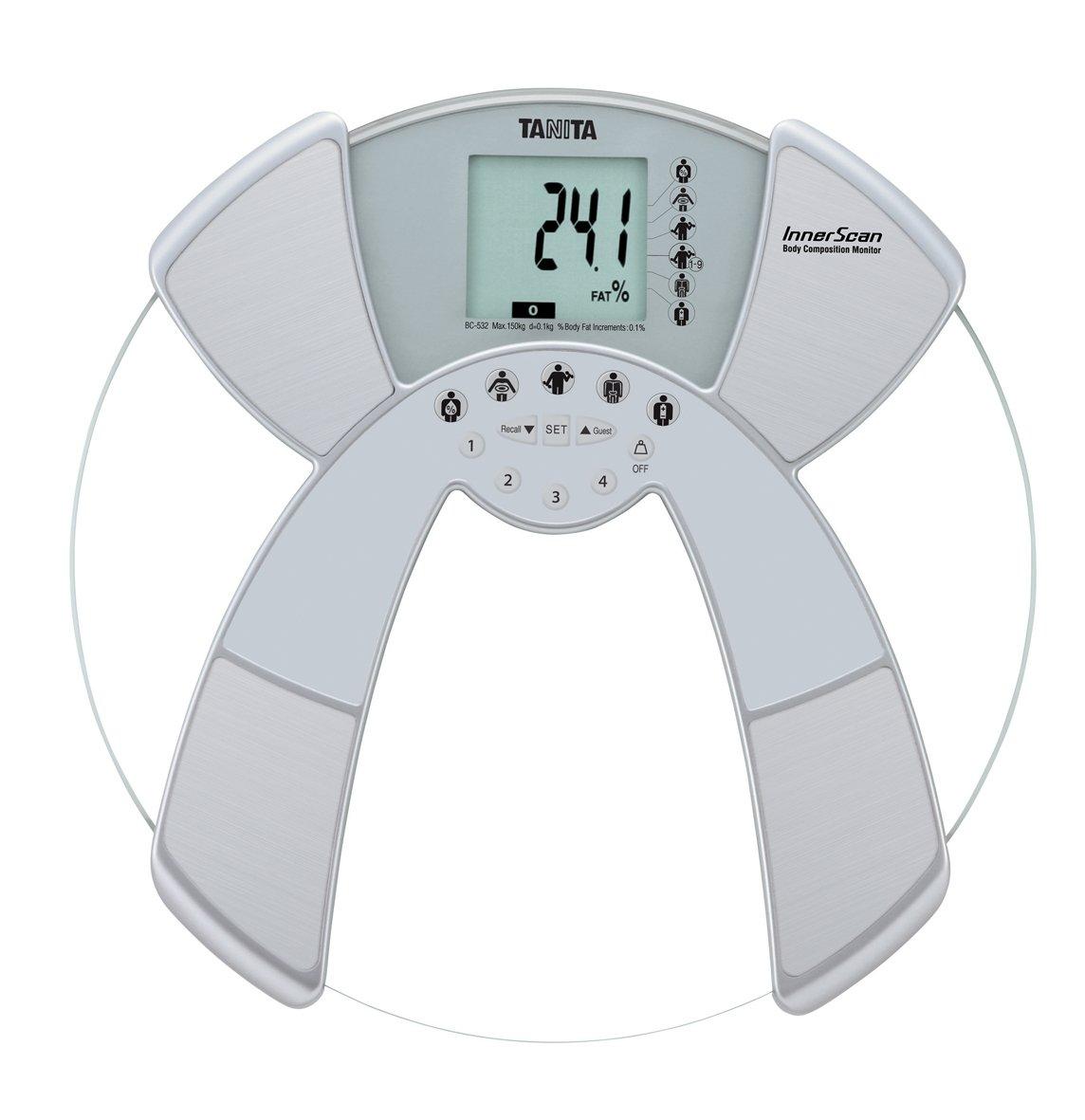 (TANITA) InnerScan Body Composition Monitor (BC-532)