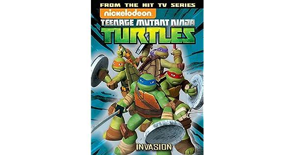 Amazon.com: Teenage Mutant Ninja Turtles Animated Volume 7 ...