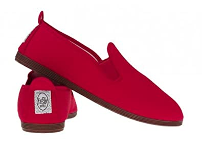 840bd5ca1f Flossy Shoes RED Size UK 7 EU 41: Amazon.co.uk: Shoes & Bags