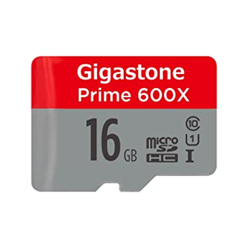Gigastone gs-2in1600 X 16gb-r U1 de tarjeta Micro SD de 16 ...