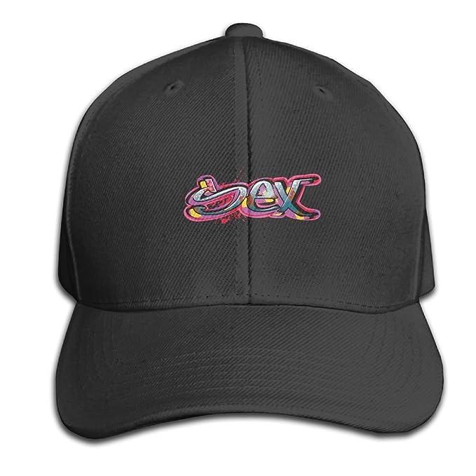 2fda2dab990 SAMA SEX Premium Original Blank Flexfit Cotton Twill Fitted Hat Clean Up  Black