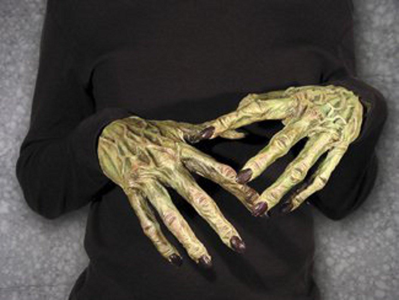 WMU Hands Monster