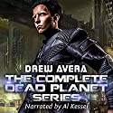 The Complete Dead Planet Series Audiobook by Drew Avera Narrated by Al Kessel