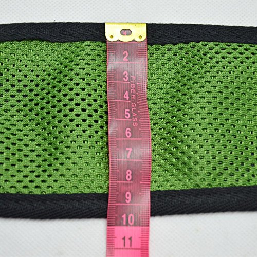 LUCKYYAN Medical Mesh Skid Proof type Soft Cushion Belt - for Wheelchair or Bed GREEN by LUCKYYAN (Image #4)