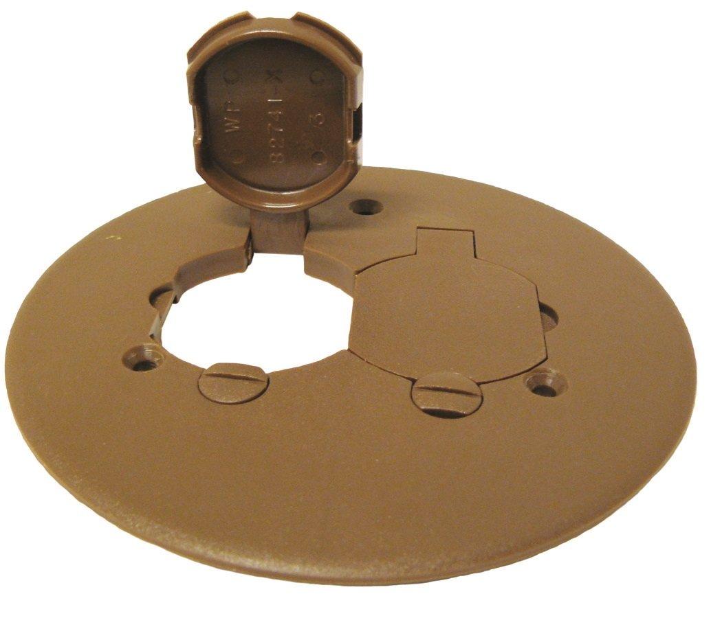 Cantex 5133678U Round Bronze Cover