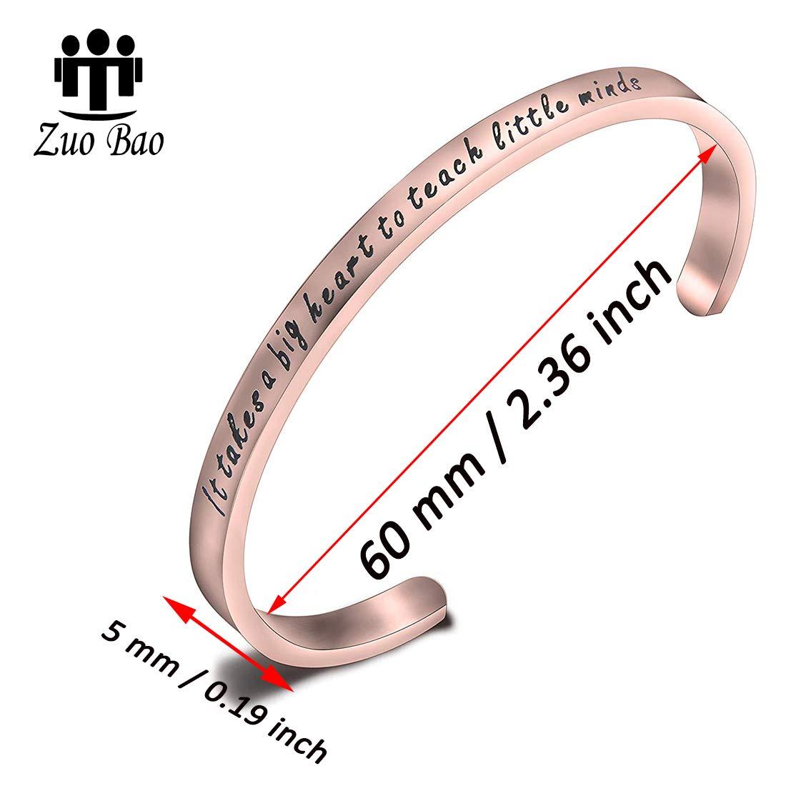 Zuo Bao metal: Amazon.es: Joyería