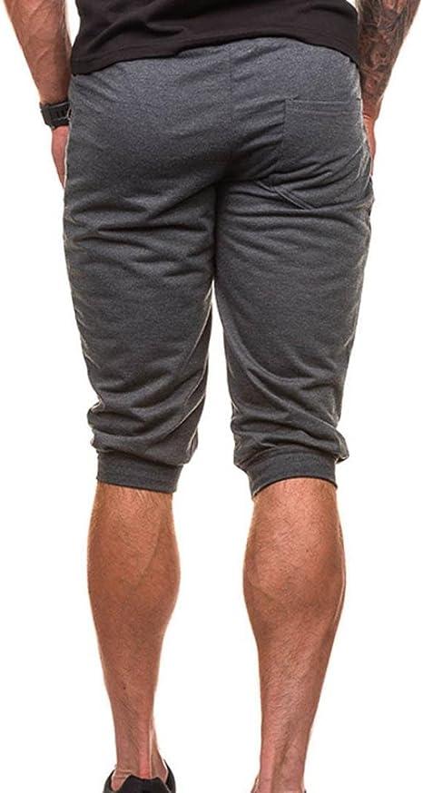 Pantalones cortos Hombre , Verano Pantalones chándal de hombre ...
