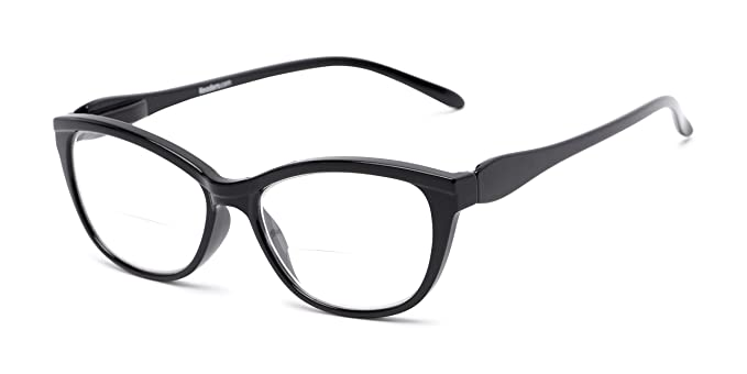 ac12fb6a828 Readers.com Bifocal Reading Glasses for Women  The Ambrosia Womens Bifocals  - Stylish Cat