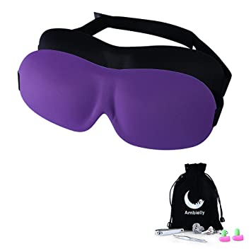 Komfortable Ultra Licht Blindfold 3d Auge Schlaf Maske Für Reise Office & School Supplies