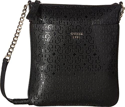 guess-womens-marian-petite-crossbody-top-zip-black-crossbody-bag