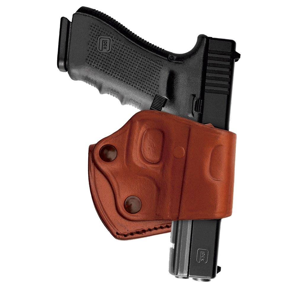 Tagua YSH-062 Ruger LC9 Yaqui Slide Holster, Brown, Right Hand