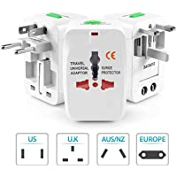 GKP PRODUCTS All in ONE World Travel Adapter for AU/EU/UK/US Model 254719