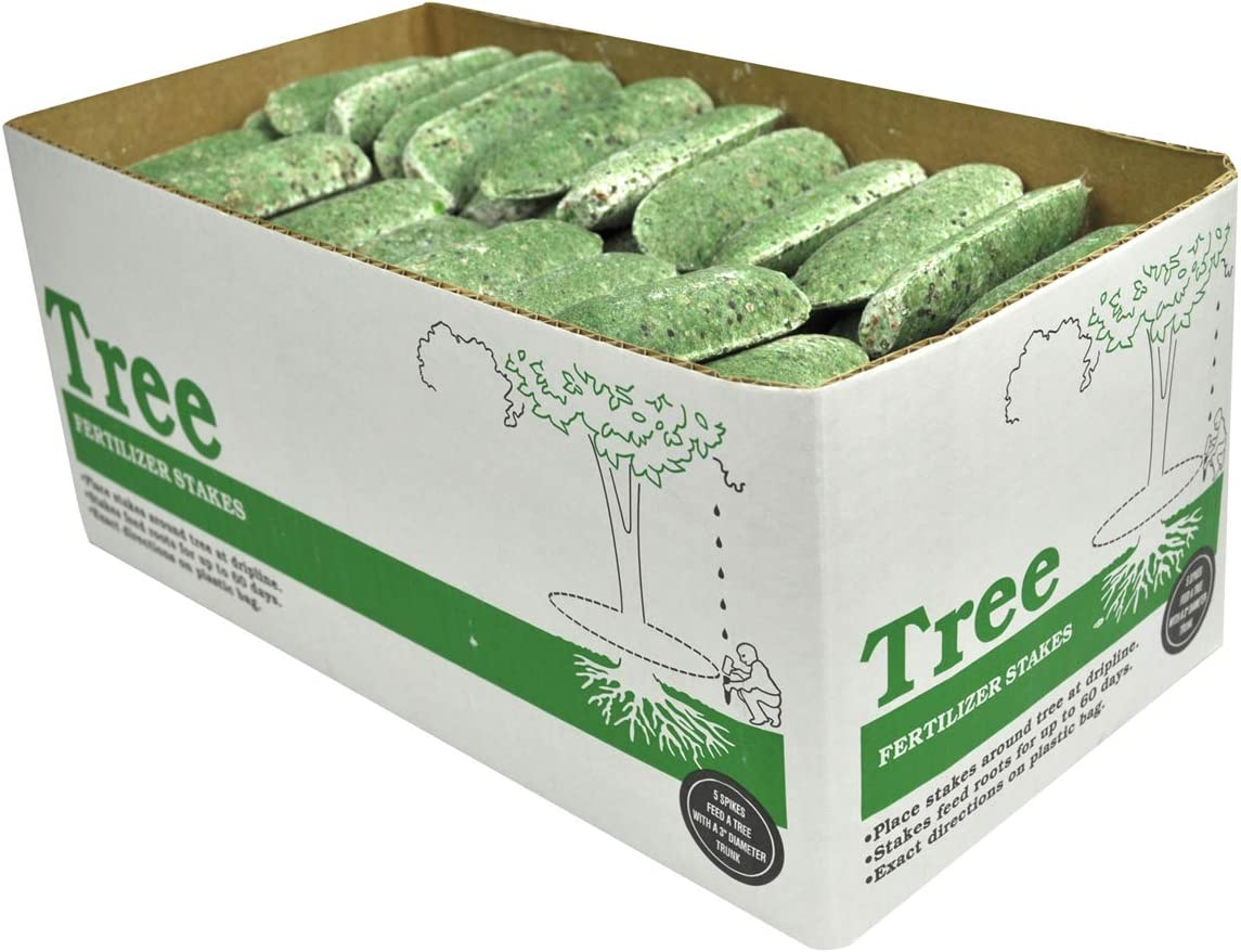 Jobe's Tree Bulk Fertilizer Spikes, 160 Spikes