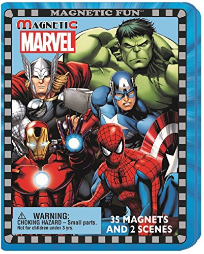 Fun Collector (Lee Publications MAGNETIC FUN - MARVEL HEROES COLLECTOR'S EDITION by Lee)