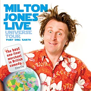 Milton Jones Live Audiobook