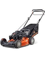 Remington Trail Blazer 21-Inch 2-in-1 Gas Push Lawn Mower