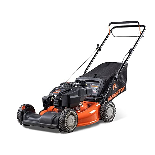 Remington RM210 Pathfinder 159cc 21-Inch FWD Self-Propelled Mower