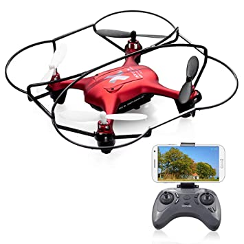 LSQR Mini Drone con cámara HD Profesional Selfie RC Quadcopter FPV ...