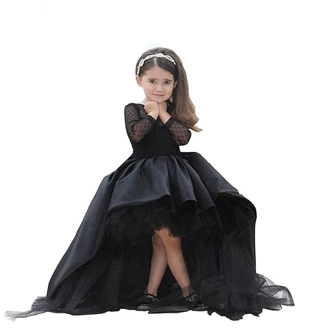 new products special for shoe san francisco Generic Baby Girl's Silk Long Gown: Amazon.in: Clothing & Accessories