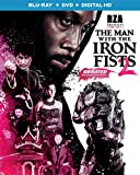 The Man with the Iron Fists 2 (Unrated Blu-ray + DVD + DIGITAL HD)