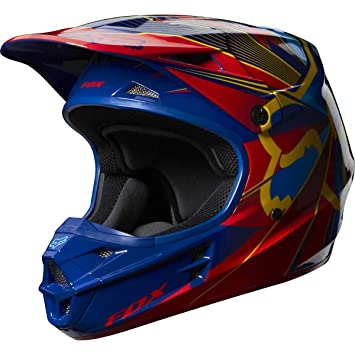 Fox V1 RADEON MX Casco
