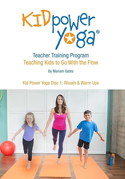 Amazon.com: Kid Power Yoga Disc 1: Rituals & Warm Ups ...