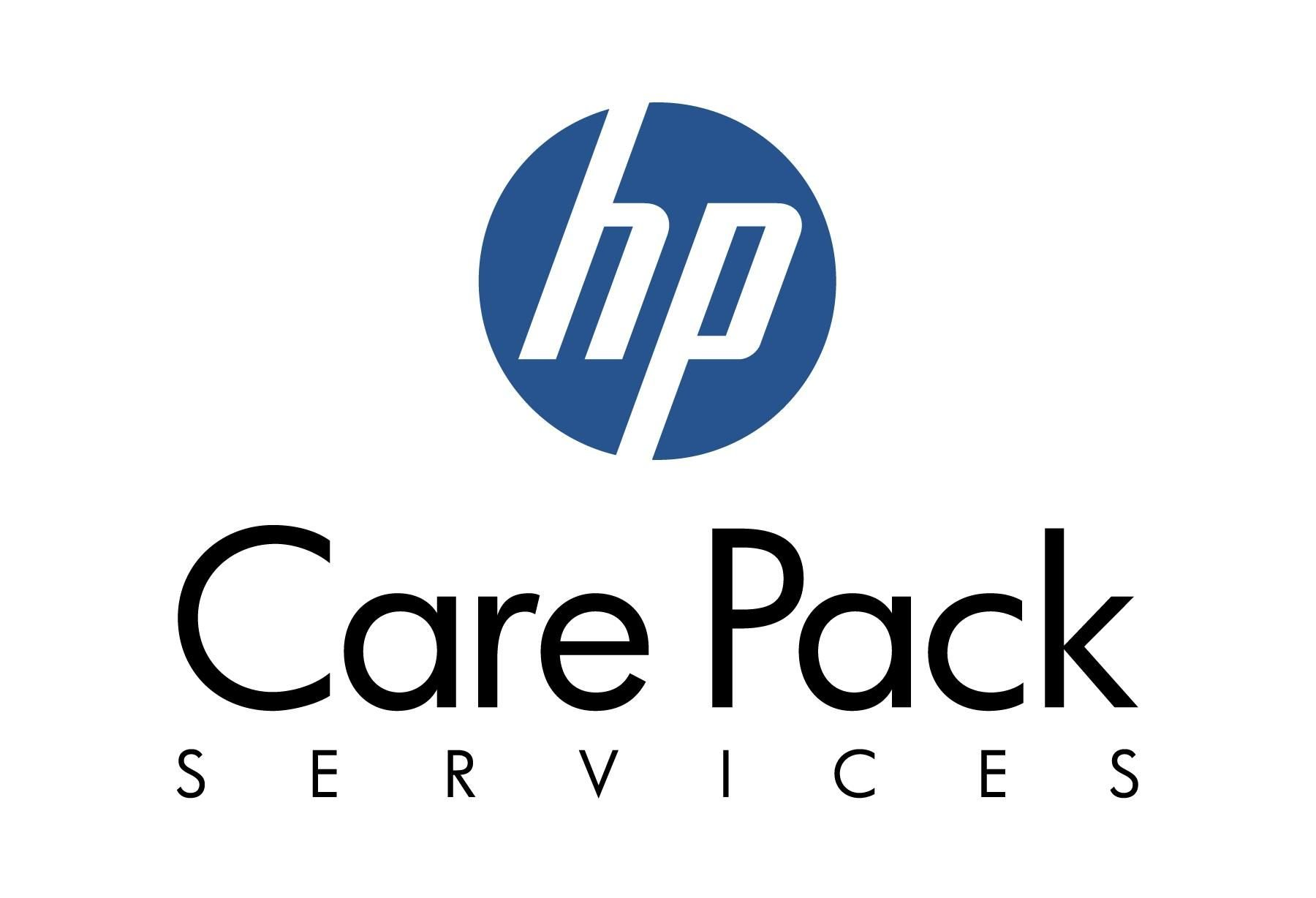 HP U8HM7E Electronic HP Care Pack Next Business Day Hardware Support with Defective Media Retention - Extended service agreement - parts and labor - 5 by HP