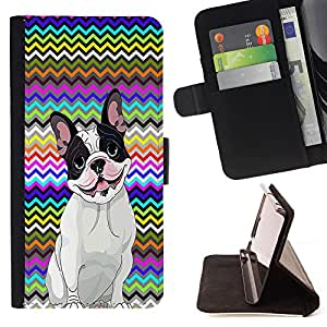- Ferris Wheel - - Premium PU Leather Wallet Case with Card Slots, Cash Compartment and Detachable Wrist Strap FOR Samsung Galaxy S6 Edge G9250 G925F King case