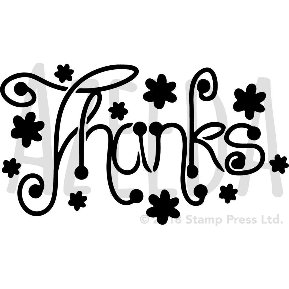 94de05490460a Azeeda A3  Thanks  Plantilla de Pared   Estarcir (WS00025518) (WS00025518)  (WS00025518) af6ef6