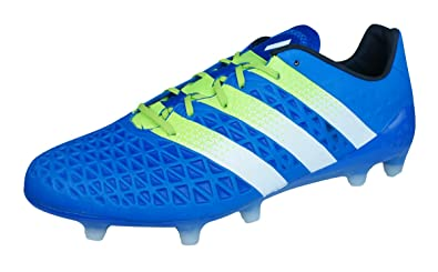 adidas Performance Ace16.1 Fg/Ag, Chaussures de Football Homme, Bleu (