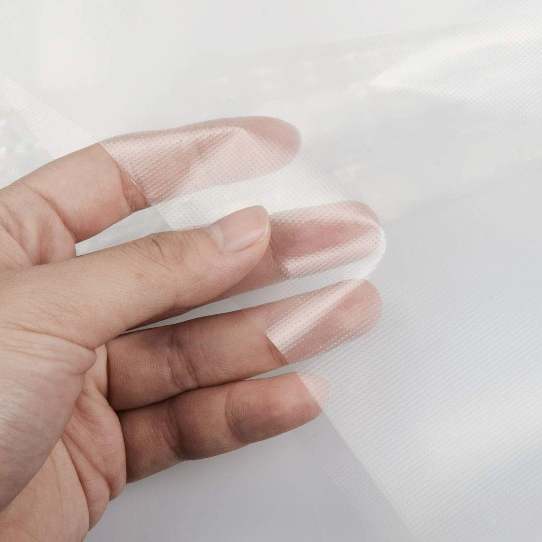 850 Sheet Protectors 11 Hole Plastic Clear Sheets Protector with 8.5 x 11 Inch 9.25 x 11.25 Inch Top Loaded US Standard Letter Size Lightweight Binder Sleeves