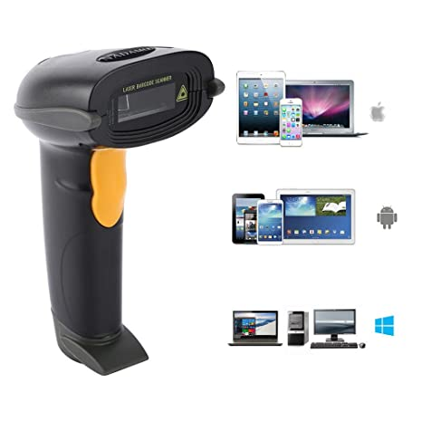 Mobile Bluetooth Barcode Scanner