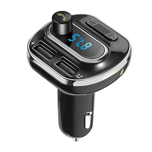 Review KeeKit Bluetooth FM Transmitter,