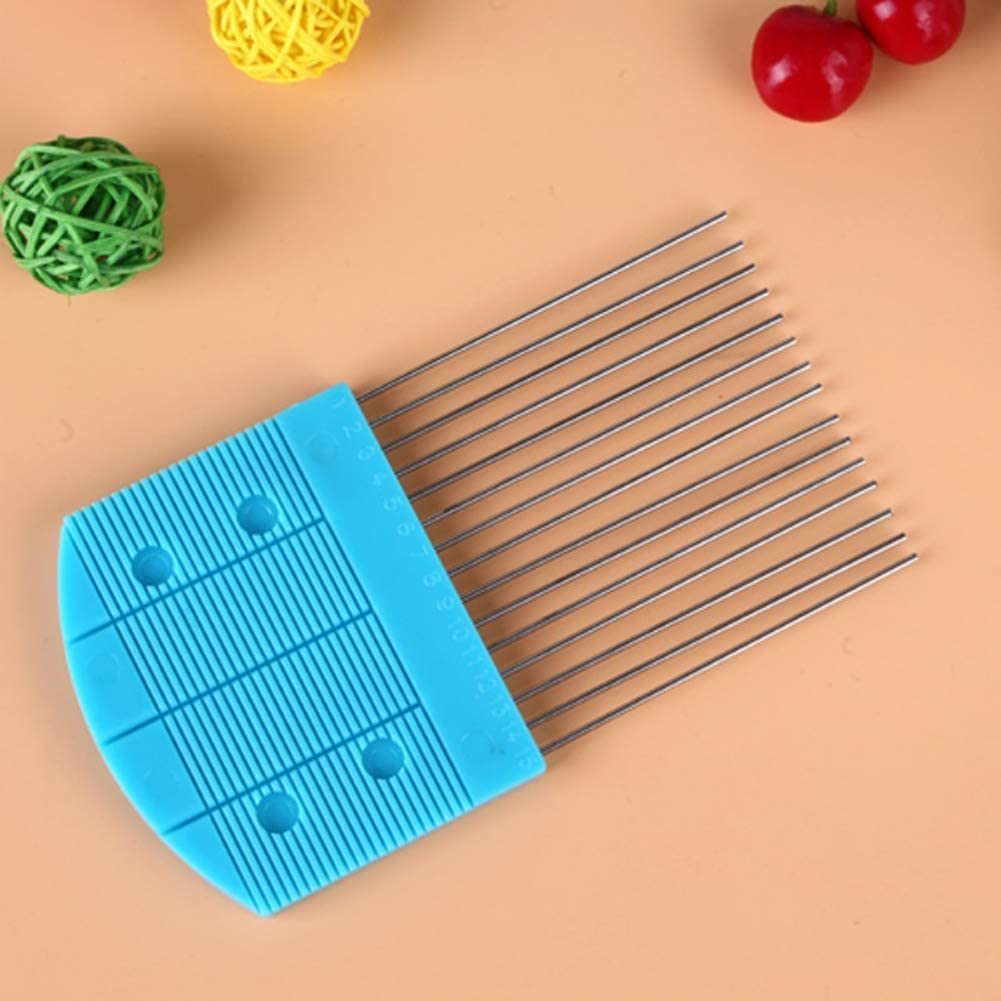 Daxin Paper Quilling Tool Quilling Comb Plastic Holder Paper Quilling Accessory for DIY Paper Artwork