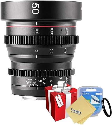 Meike 50 Mm T2 2 Weitwinkel M4 Kamera