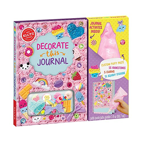 Klutz Decorate This Journal - Shops In Cairns