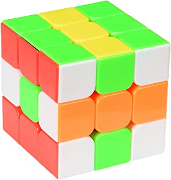 YJ Yulong 3x3x3 Puzzle Smooth Stickerless Speed Cube