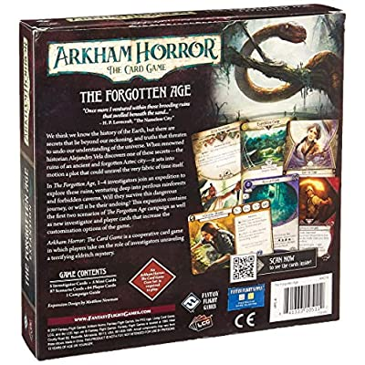 Arkham Horror: The Forgotten Age Deluxe: Toys & Games