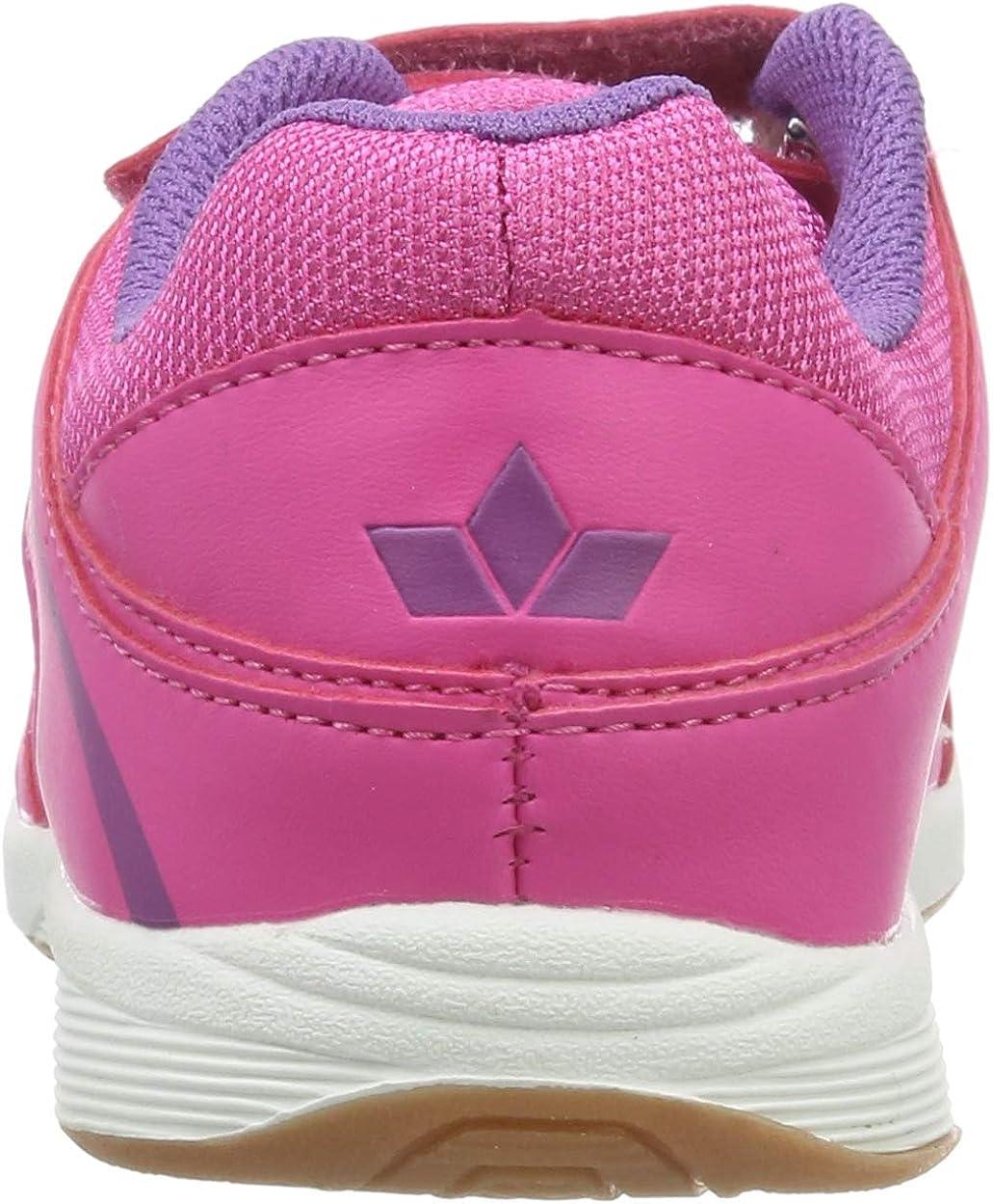 Lico Jungen Active Boy V Multisport Indoor Schuhe Pink//Lila 34 EU