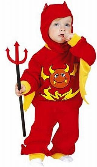 LLOPIS - Disfraz Bebe Don Diablo: Amazon.es: Juguetes y juegos