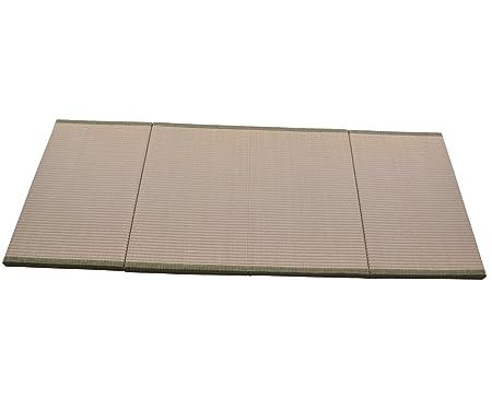 MustMat Japanese Traditional Tatami Mat/Futon Mattress