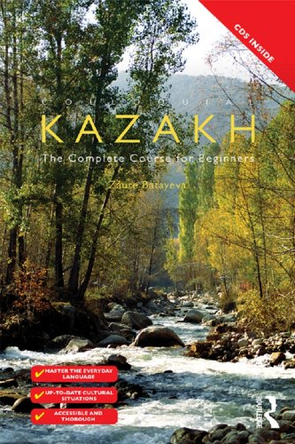 Colloquial Kazakh (Colloquial Series) Pdf