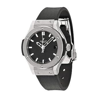 watch 335b2 ee6ab Amazon | [ウブロ]Hublot 腕時計 クラシック フュージョン ...
