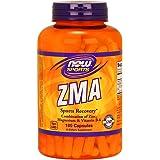 NOW Sports ZMA,180 Capsules
