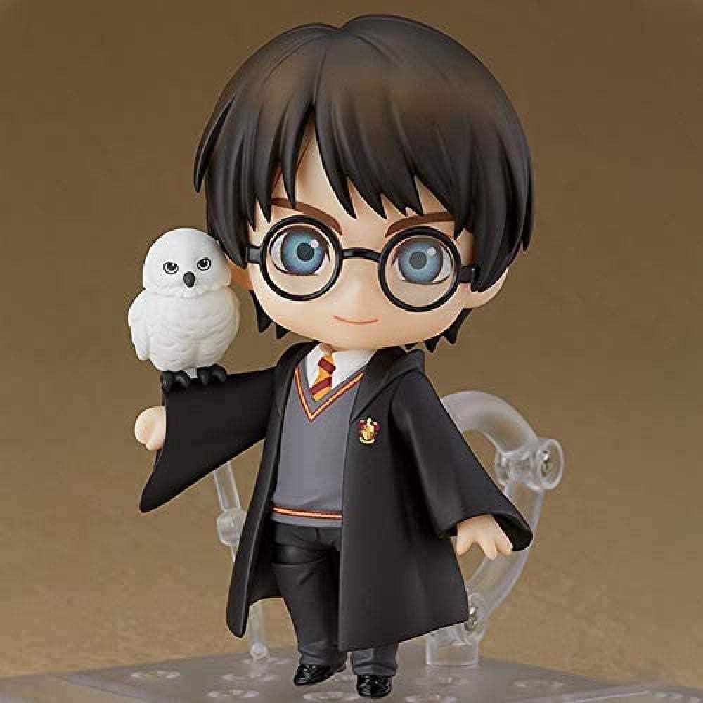 No Modelo de Juguete Personaje de Anime Academia de Magia Estatua de Juguete Harry Acción Marioneta Recuerdo Decorativo/Coleccionable/Regalo A-10CM