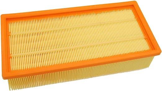 WuYan Filtro de aire para aspiradora KARCHER NT65/2 eco ap NT72/2 eco tc NT75/2 AP ME TC filtros a prueba de aceite: Amazon.es: Hogar