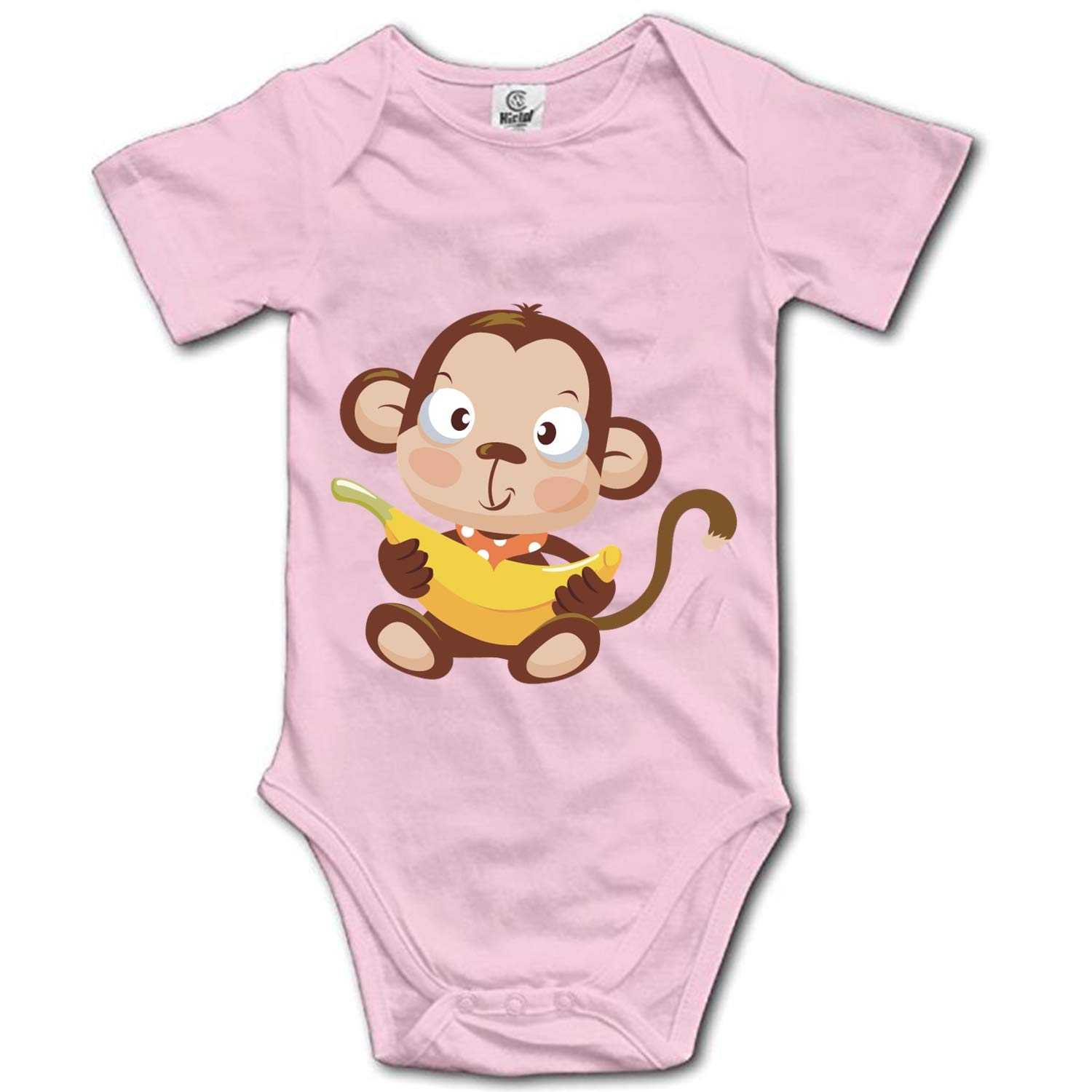 YPZOOS Basic Bitch Getting Rich Cotton Unisex Baby Infant Short Sleeve Onesies Bodysuits