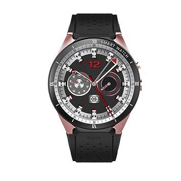 TDOR Smartwatch WiFi SiM 3G Teléfono Whatsapp GPS Maps Intenet ...