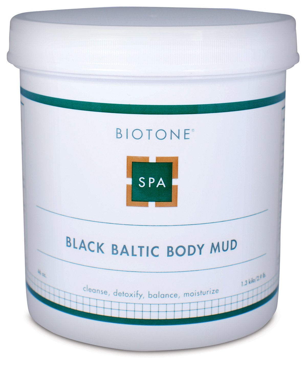 Biotone Black Baltic Body Mud, 46 Ounce