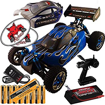 Amazon.com: RedCat Racing Tornado EPX Pro Custom Silver